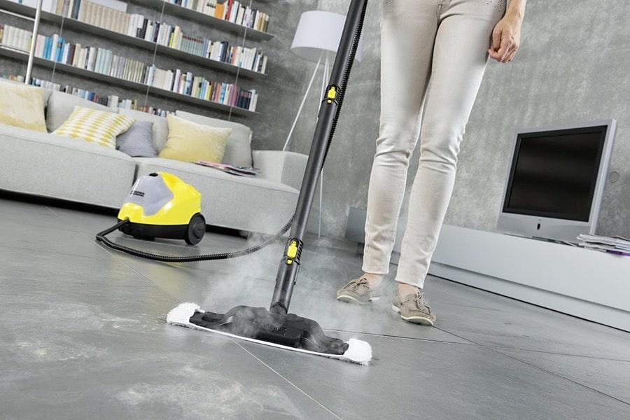 Comment utiliser un nettoyeur vapeur ?