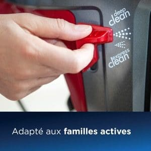 Bissell Shampooineuse professionnelle
