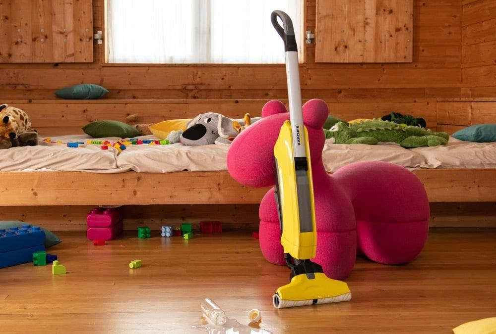 Comment nettoyer son parquet sans l'abimer ?