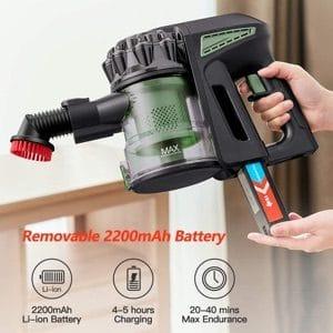 Batterie du balai Proscenic P8