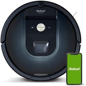 Robot aspirateur Irobot Roomba 981