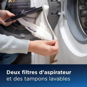Filtres tampons Bissell Titanium