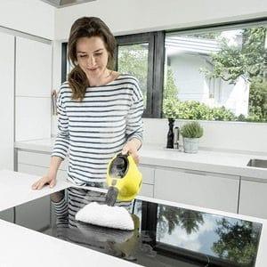 Nettoyeur vapeur Karcher plaque cuisson